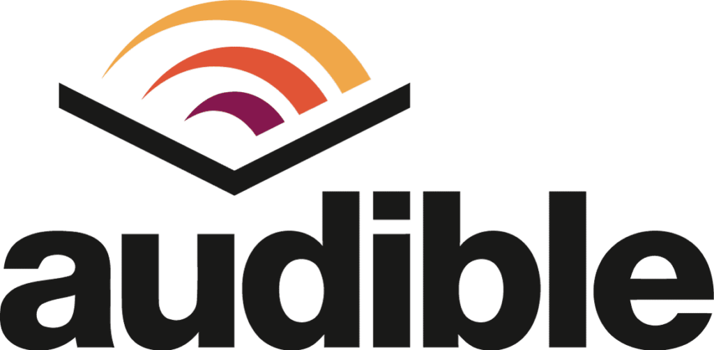 audible logo for link